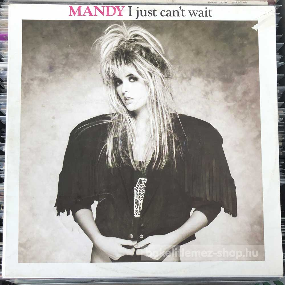 Mandy - I Just Can t Wait