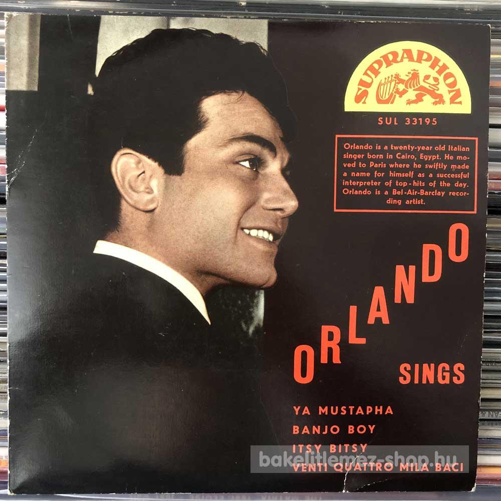 Orlando - Orlando Sings