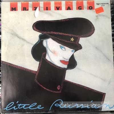 """Mr. Zivago - Little Russian  (12"""") (vinyl) bakelit lemez"""