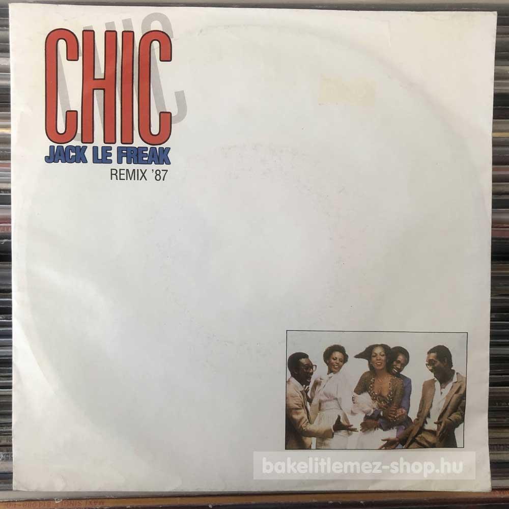 Chic - Jack Le Freak (Remix 87)