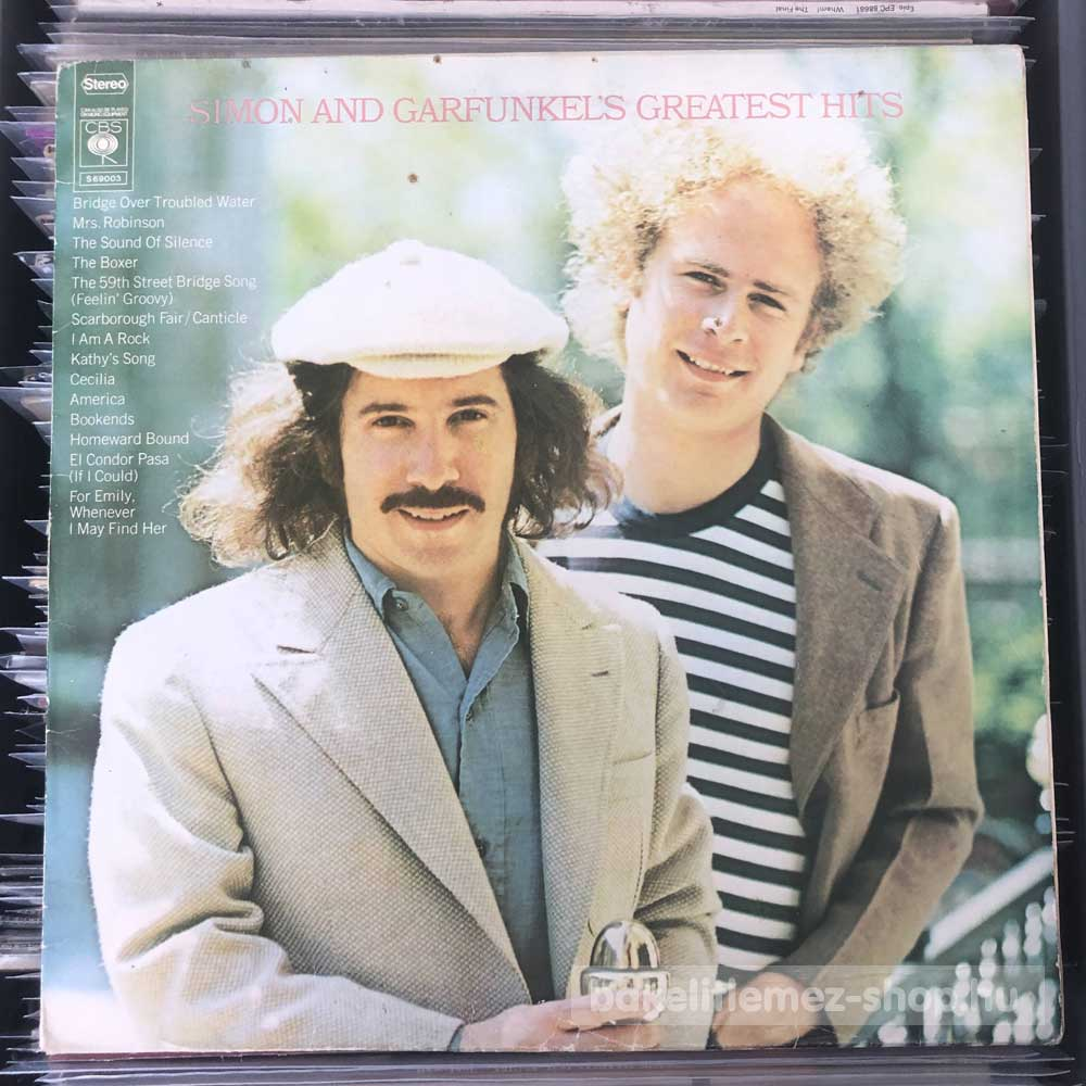 Simon & Garfunkel - Simon And Garfunkel Greatest Hits