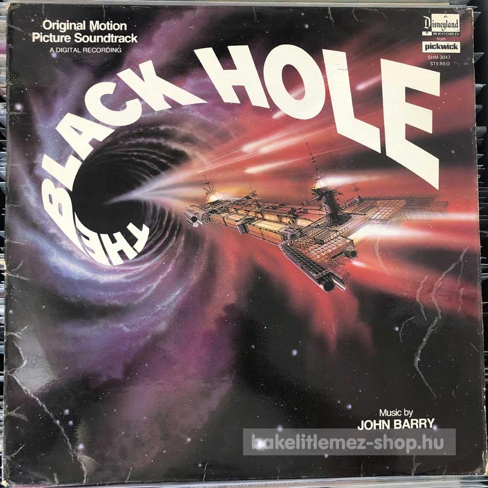 John Barry - The Black Hole (Soundtrack)