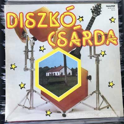Betyá-Rock - Diszkócsárda  LP (vinyl) bakelit lemez
