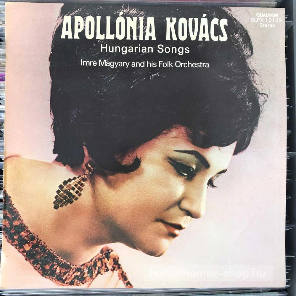 Apollónia Kovács - Hungarian Songs