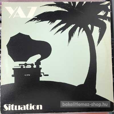 """Yazoo - Situation  (12"""", Re) (vinyl) bakelit lemez"""