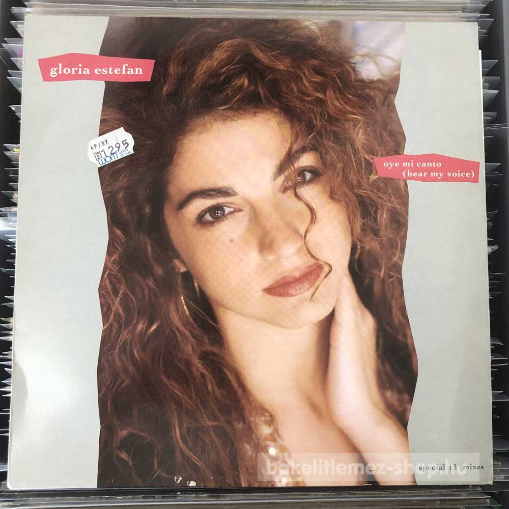 Gloria Estefan - Oye Mi Canto (Hear My Voice)