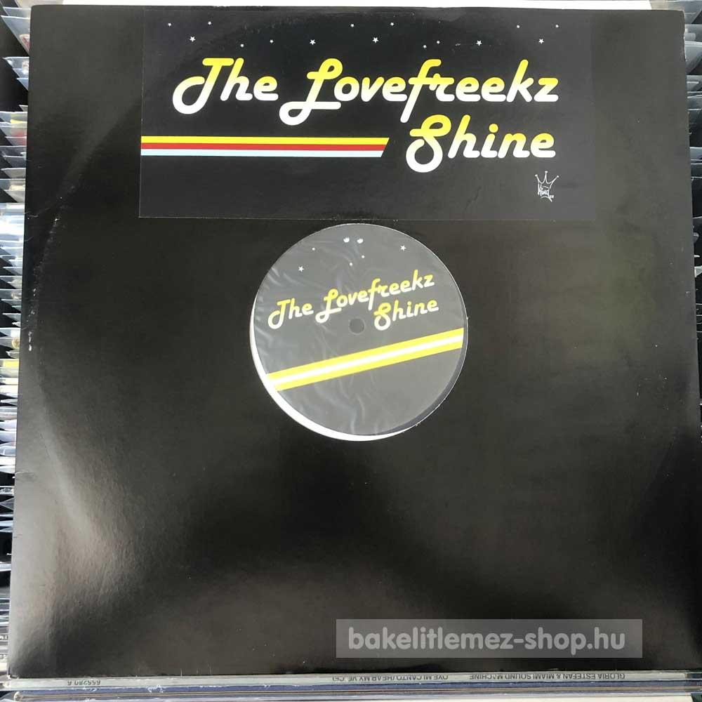 The Lovefreekz - Shine
