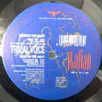 """Trivial Voice  Ridin On The Night  (12"""")"""
