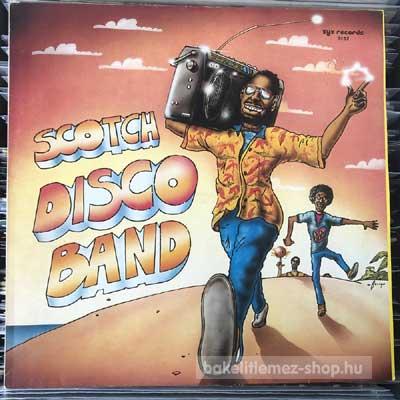 """Scotch - Disco Band  (12"""", Maxi) (vinyl) bakelit lemez"""