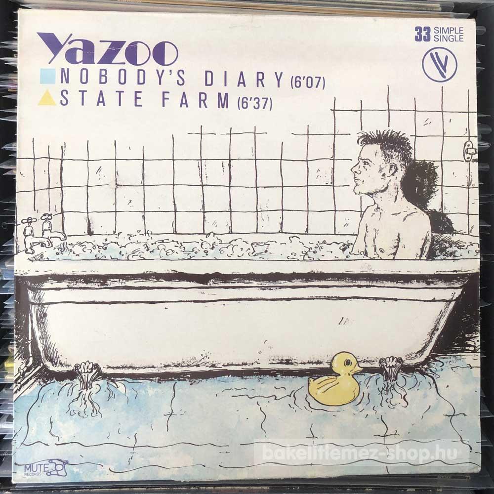 Yazoo - Nobody s Diary - State Farm
