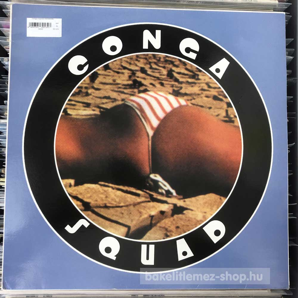Conga Squad - 3rd Degree EP