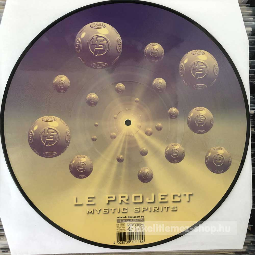 LE Project - Creation - Mystic Spirits