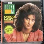 """Rocky M.  Disco Lady  (12"""", Maxi)"""