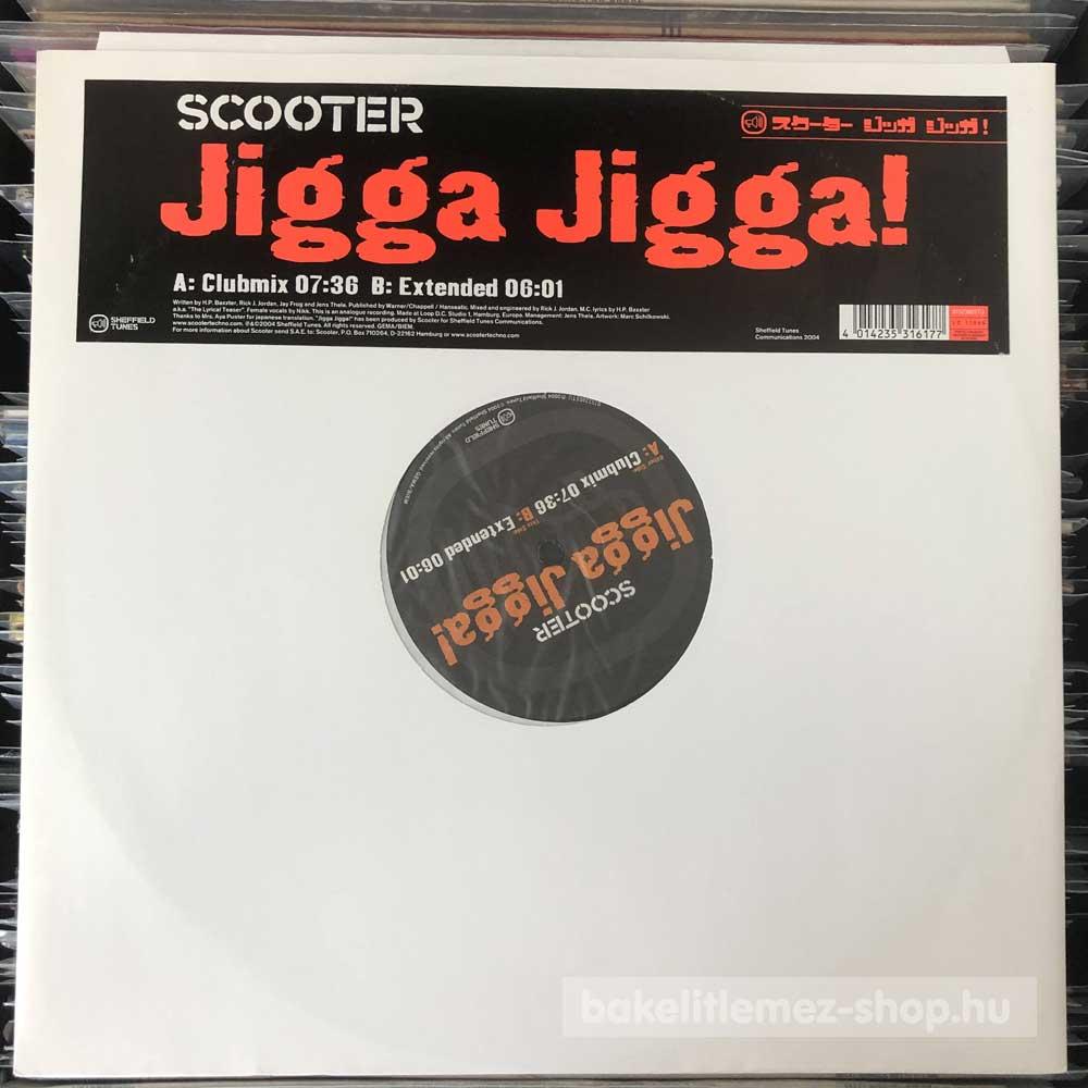 Scooter - Jigga Jigga
