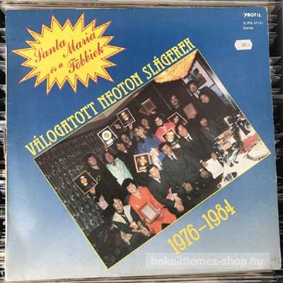 Neoton Família - Santa Maria És A Többiek  (LP, Comp) (vinyl) bakelit lemez