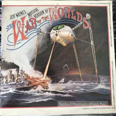 Jeff Wayne - Musical Version Of The War Of The Worlds  (LP, Album) (vinyl) bakelit lemez