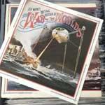 Jeff Wayne  Musical Version Of The War Of The Worlds  (LP, Album)