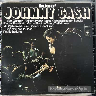 Johnny Cash - The Best Of Johnny Cash  (LP, Comp,Re) (vinyl) bakelit lemez