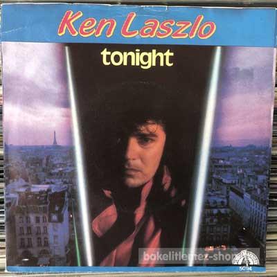 """Ken Laszlo - Tonight  (7"""", Single) (vinyl) bakelit lemez"""