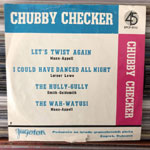 "Chubby Checker  Let s Twist Again  (7"", EP)"