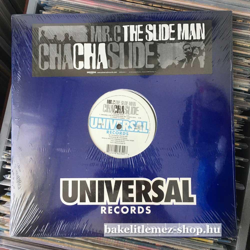 Mr. C The Slide Man - Cha-Cha Slide