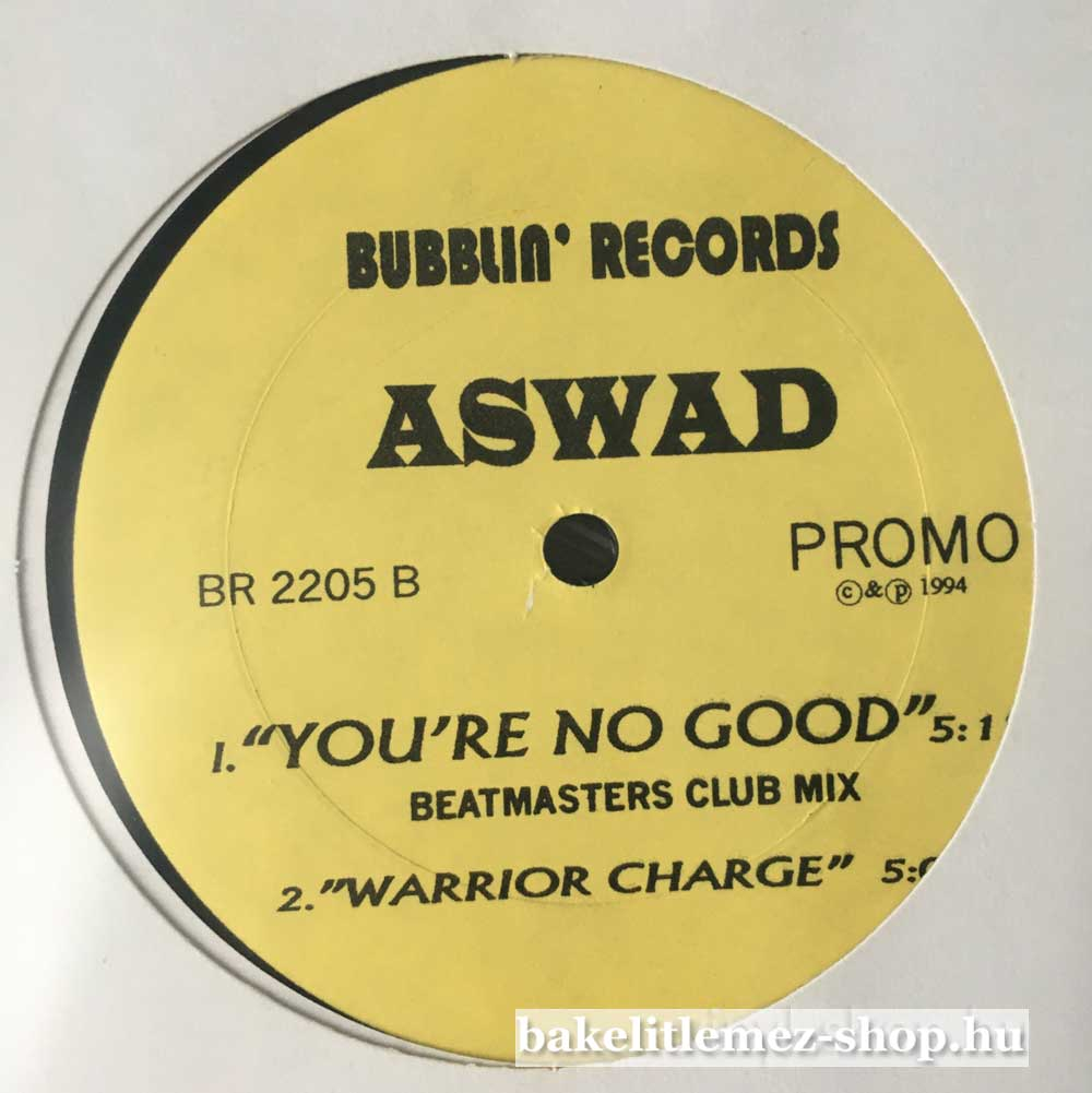 Aswad - Best Of My Love  Youre No Good
