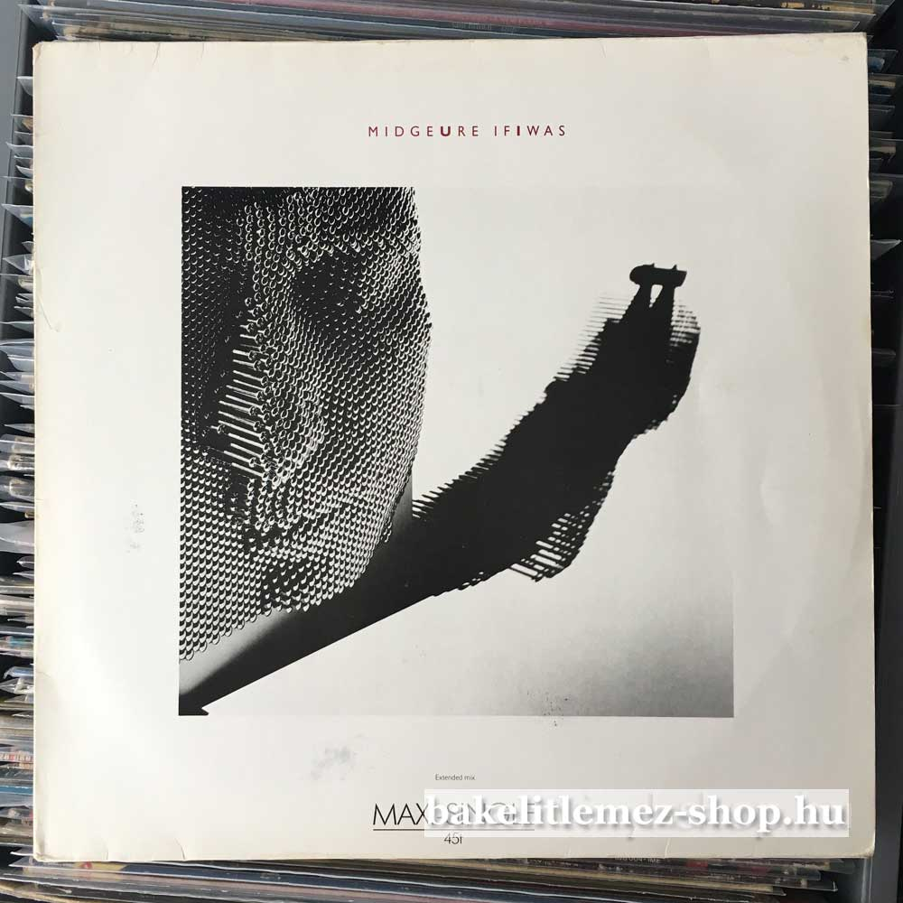 Midge Ure - If I Was (Extended Mix)