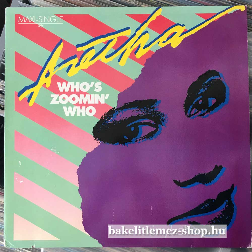 Aretha Franklin - Whos Zoomin Who
