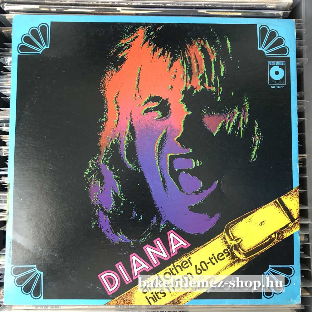 Flying Saucers - Diana And Other Hits From 60-ties