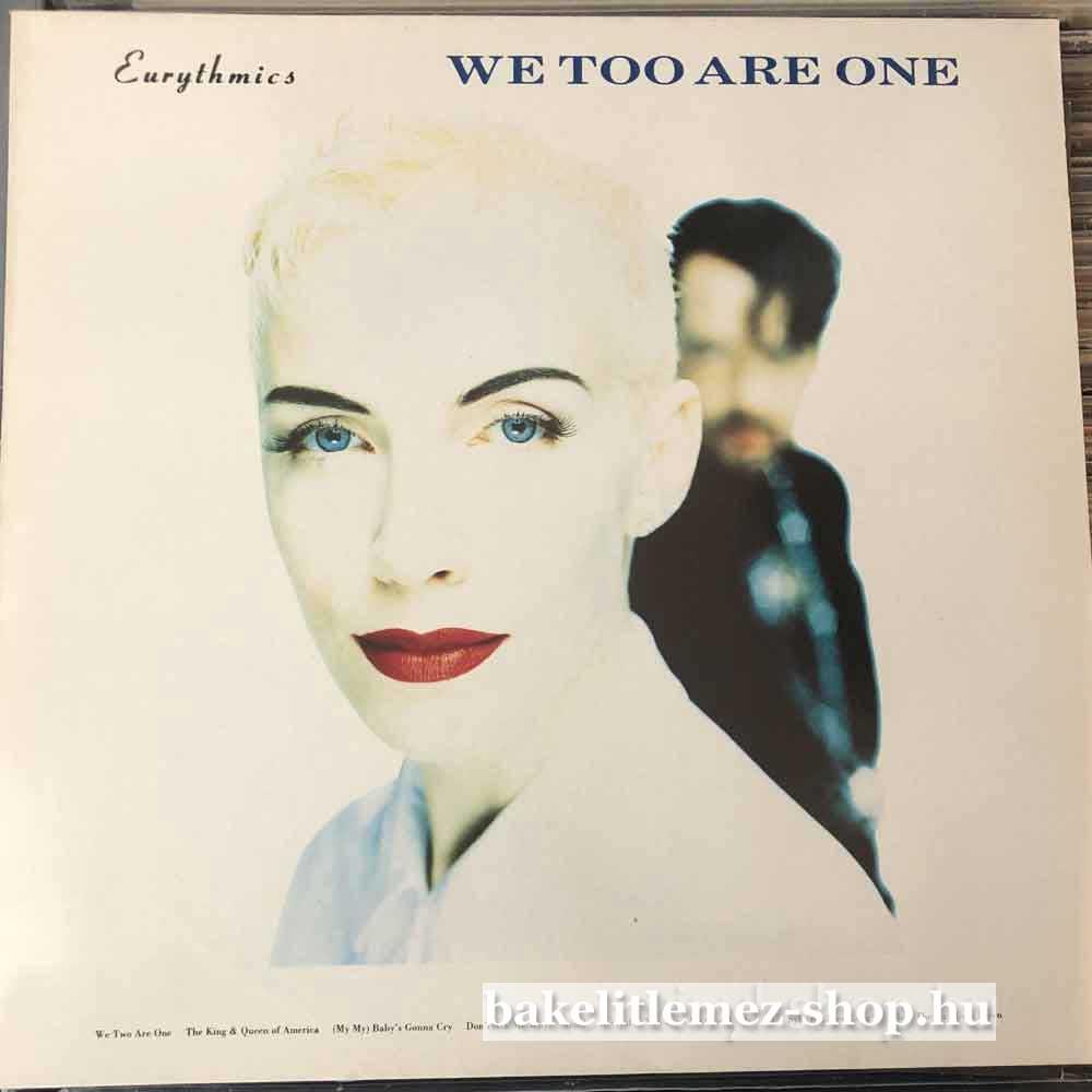 Eurythmics - We Too Are One