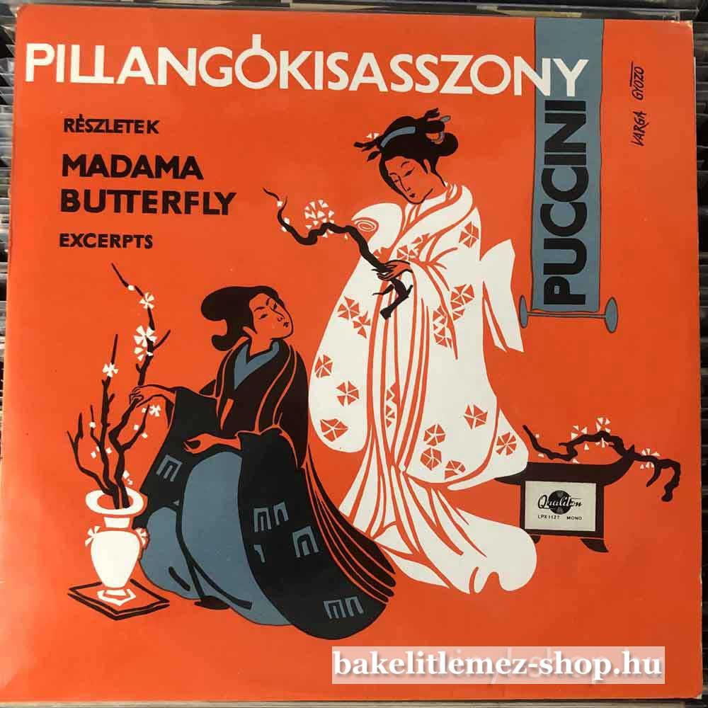 Puccini - Pillangókisasszony Részletek
