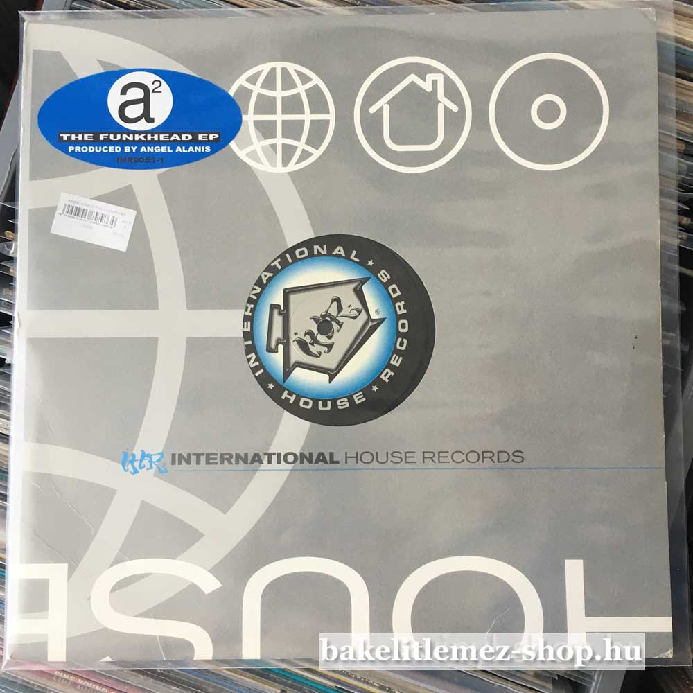 A2 - The Funkhead EP