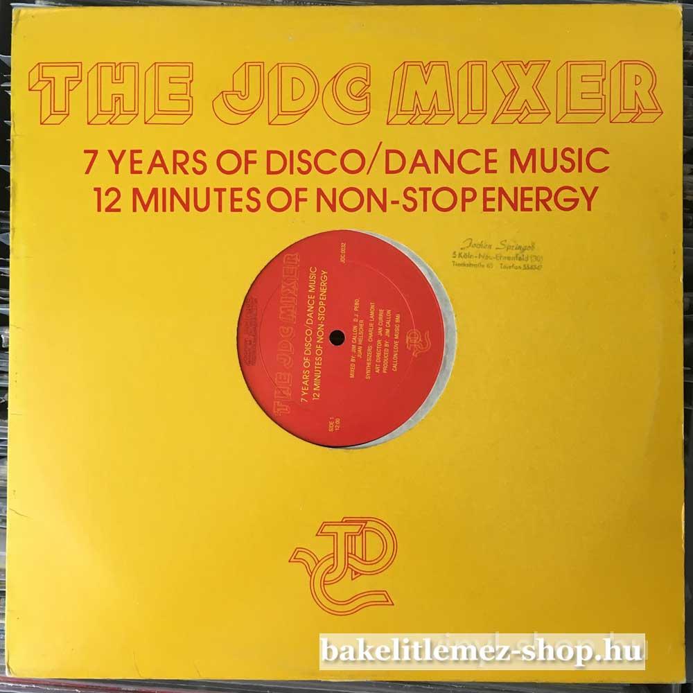 Various - The JDC Mixer - Volume 1