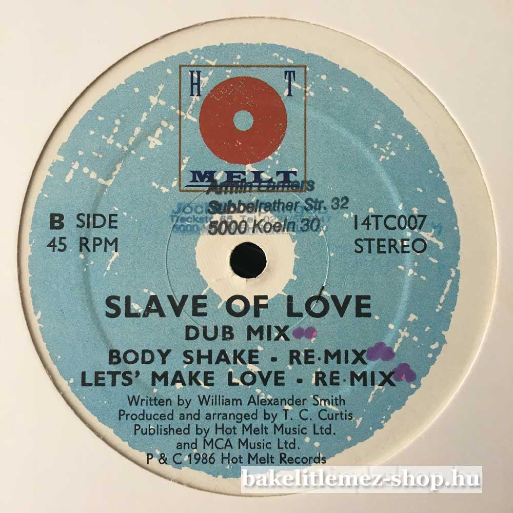 T.C. Curtis - Slave Of Love