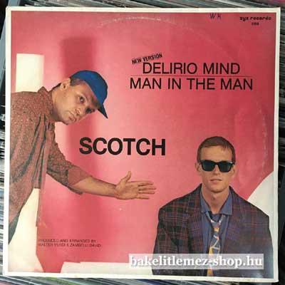 "Scotch - Delirio Mind  (12"") (vinyl) bakelit lemez"