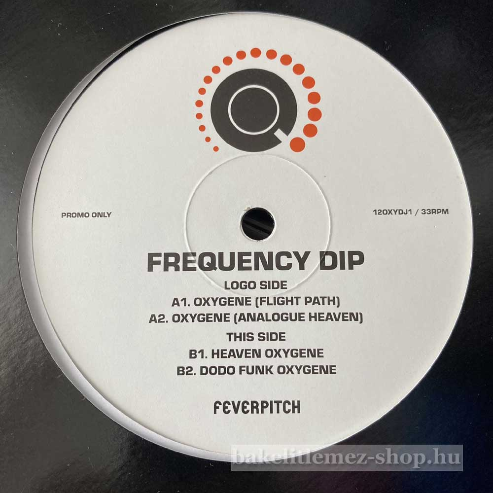 Frequency Dip - Oxygene