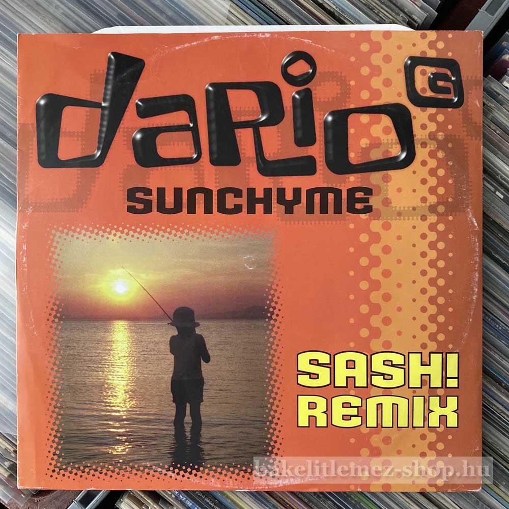 Dario G - Sunchyme (Sash Remix)